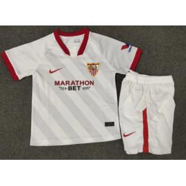 Camiseta Sevilla FC 1ª Equipación 2020/2021 Niño